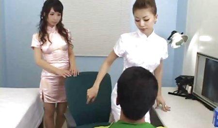 Азіатський порно зрілих жінок з неграми масаж дівчина